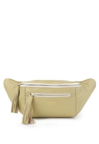Gobelini green Filo Waist Bag 4C852AC58370D4GS_1