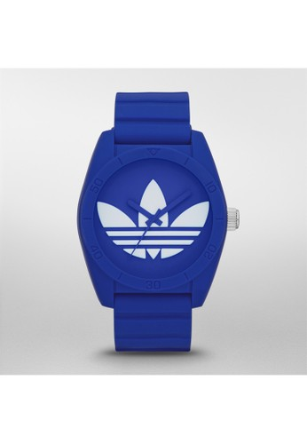 Santiago三葉草運動腕錶 ADH6169zalora 評價, 錶類, 運動型