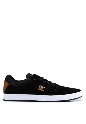 DC Shoes black Crisis Shoes 3E198SHA125A4DGS_1