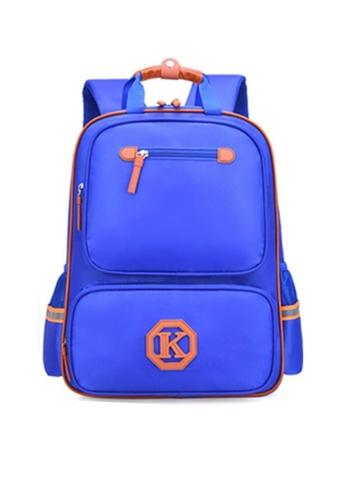 Twenty Eight Shoes blue VANSA Nylon Backpacks VAK-Bp1805 8C151KC0F415DEGS_1