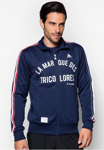 Le Coq Sportif navy Le Coq Sportif Sports Jacket LE751SE54SYVMY_1