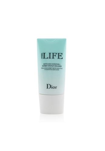 Christian Dior CHRISTIAN DIOR - Hydra Life Sorbet Droplet Emulsion - Matte Dew Hydration 50ml/1.7oz 73F8DBEF42130EGS_1