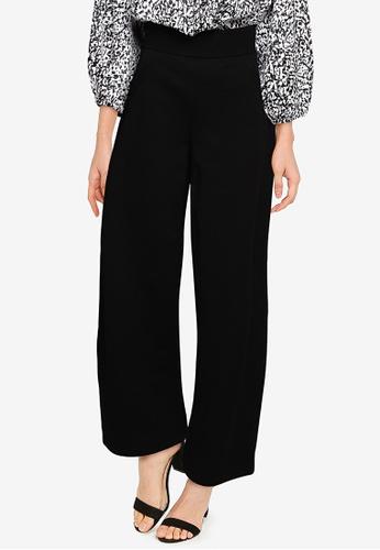 JACQUELINE DE YONG black Louisville Catia Wide Pants 6C997AA60D98FAGS_1