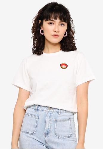 Urban Revivo white Walt Disney's Toy Story T-Shirt 932B5AAC0FD89EGS_1