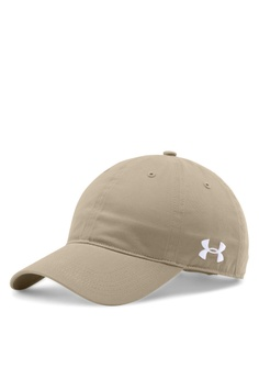 2cbfaf8b0f1 Under Armour beige Men s Blank Chino Cap DDBF6AC2E33D04GS 1