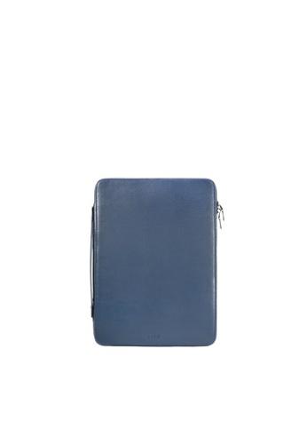 Life8 Formal Pad laptop storage bag - 06364-Blue LI286AC0RPBNMY_1