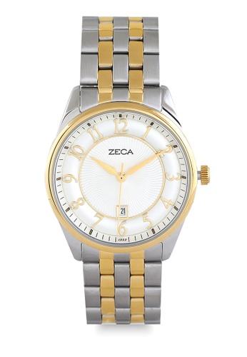 ZECA gold Zeca Watches Couple Men Fashion -  3003M Gold ZE074AC0UL1MID_1