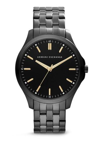 Armani Exchange black Black/Black Armani Exchange AX2144 Watch AR845AC41FSKSG_1
