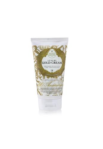 Nesti Dante NESTI DANTE - Luxury Gold Cream With Gold Leaf (Limited Edition) - Restorative 24H Face & Body Cream 150ml/5oz 7B491BE98F9763GS_1