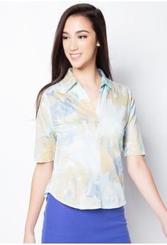 Sally Shorts Sleeves Top