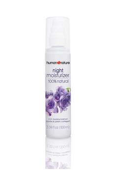 100% Natural Night Moisturizer