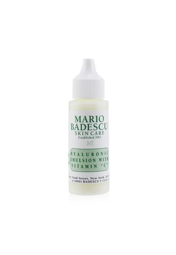 Mario Badescu MARIO BADESCU - Hyaluronic Emulsion With Vitamin C - For Combination/ Dry/ Sensitive Skin Types 29ml/1oz E109DBEDD0FDAAGS_1