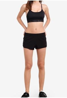 CK標誌彈性短褲