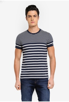 ESPRIT navy Short Sleeve T-Shirt 6EB78AA7122A84GS_1