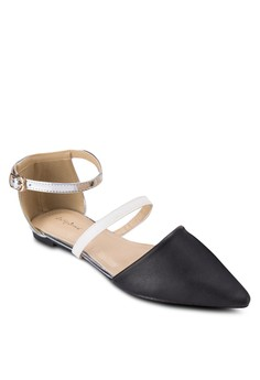 Triple Band D'Orsay Flats
