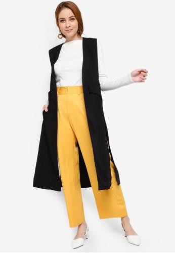 Zalia black Basic Vest 7EEF8AA9D1B50AGS_1