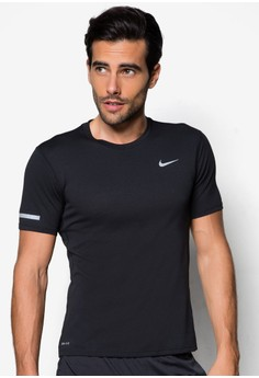 Nike Dri-Fit Contour Short Sleeve Top