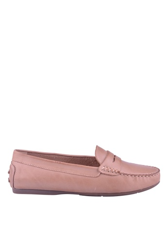 Hush Puppies brown Hush Puppies Kimberly In Camel CB5AASHB9D428BGS_1