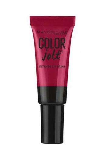 Maybelline red Maybelline Lips Studio Color Jolt Shiny 03 - Red-Dy Or Not 17B92BE48CEB34GS_1
