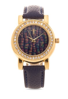 Party Cady Analog Watch