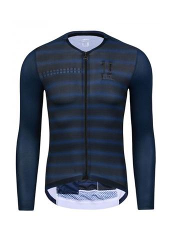 MONTON blue Monton men Long Sleeve Jersey 10Pm&11Am 95849AAB11DD5AGS_1