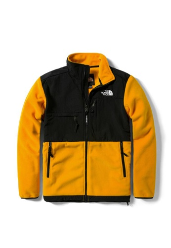 The North Face yellow The North Face Men's 1995 Retro Denali Jacket 3D3A9AABA2FFFAGS_1