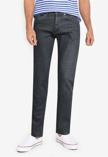 BOSS 灰色 Delaware Jeans - BOSS Men 6E520AA2B908CCGS_1