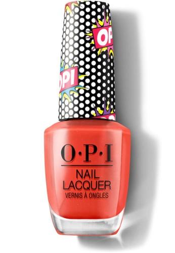 O.P.I red NLP49 - NL - Bubbles - OPI Pops 7BB21BEC517E6AGS_1