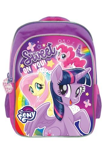 My Little Pony purple My Little Pony Purple 12-inch Kids Backpack C24F1KCD772F80GS_1