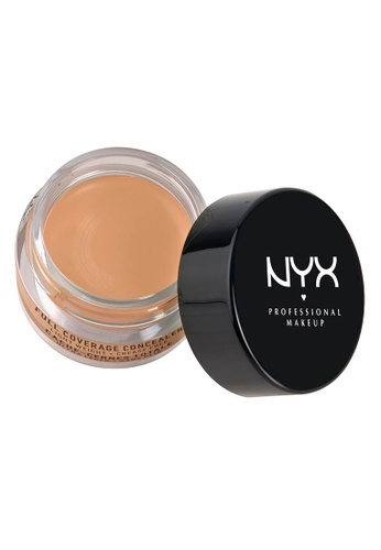 NYX Professional Makeup beige NYX Professional Makeup Concealer In A Jar - NUDE BEIGE 7BBCDBEF143208GS_1