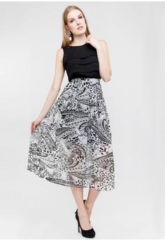 Shanghai Maxi Skirt