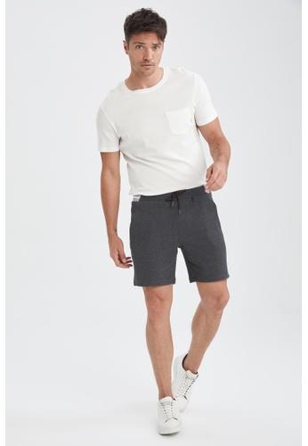DeFacto grey Slim Fit Short 0B8FFAA83DE764GS_1
