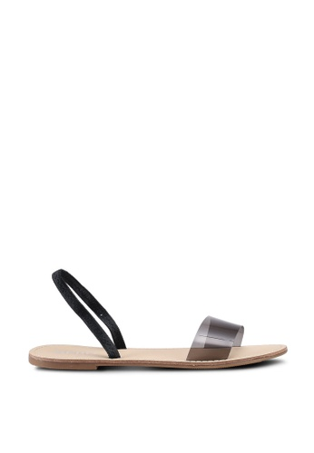 Bebo 黑色 Isha Sandals 85772SH7F4CB70GS_1
