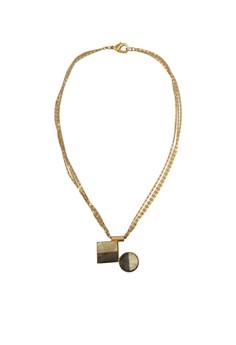 Brienne Petite Beau Necklace