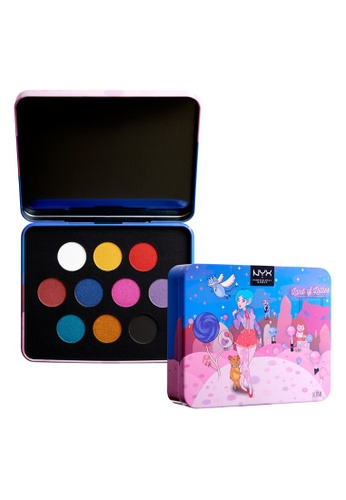 NYX Professional Makeup multi NYX Professional Makeup LAND OF LOLLIES SHADOW PALETTE C6607BECF20369GS_1