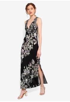 e9b068d80b1a1 Free People black Never Too Late Maxi Dress 08956AAD0193EAGS 1