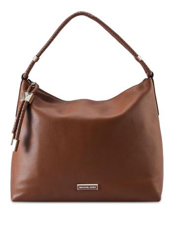 Michael Kors brown Lexington L Shoulder Bag (zt) 1A630AC992843EGS_1