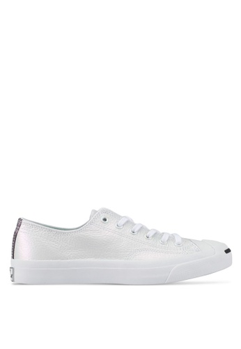 Converse grey and white JP Jack Ox Sneakers CO302SH0SXUUMY_1