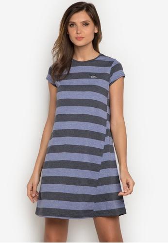 Le Tigre blue Ladies Dress LE798AA0K420PH_1