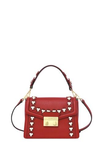 BONIA red Red Lexington Pearla Shoulder Bag XS 6A3BBACC5A5395GS_1