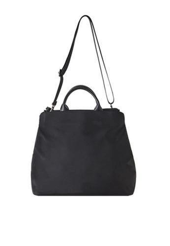 Twenty Eight Shoes black VANSA Simple Design Hand Bag VBW-Hb300L 7EBA2ACD7880D7GS_1