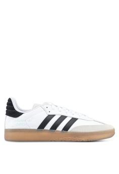 ff2e2f6291f adidas white adidas originals samba rm shoes 6DE2ASH3E585D1GS 1