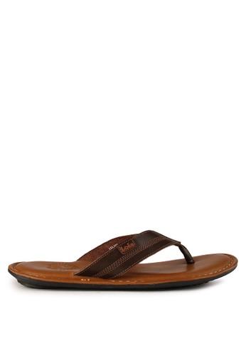LOIS JEANS brown Sandals 3DE3FSH6887F29GS_1