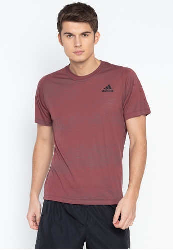 6f45a933 adidas red adidas freelift tech aeroknit graphic tee 4E759AA4541C36GS_1.  CLICK TO ZOOM