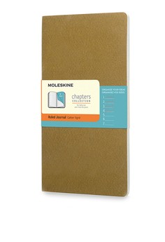 Chapters Journal Slim Ruled Large