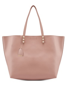 Faux Leather Tote Bag 7D84FAC50FEE5CGS 1 2d7433284f