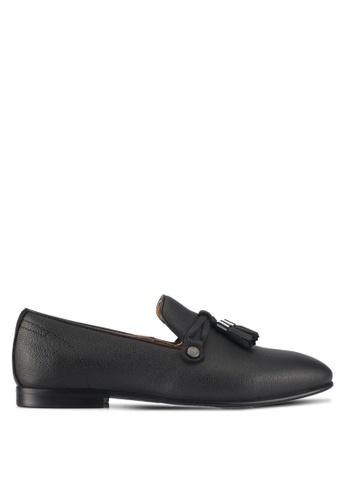 ALDO black Mccrery Loafers, Moccasins & Boat Shoes 21FA5SHF3C7D99GS_1