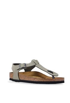 7a4ad83f3bf Birkenstock Kairo Birko-Flor Nubuck Sandals RM 359.00. Sizes 35 36 37 38 39