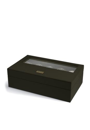 AVI-8 brown Men's Collector Box AV642AC76KDBPH_1
