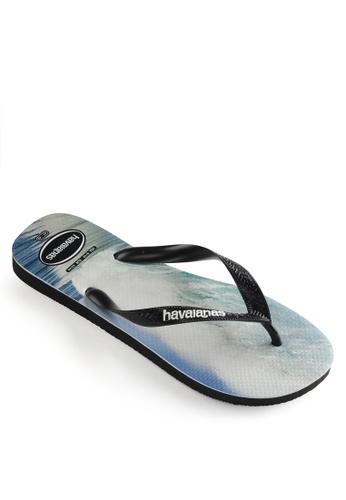 9ebe0e9e8 Shop Havaianas Top Photo Print Aus 18 Flip Flops Online on ZALORA  Philippines